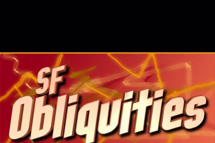 SF Obliquities Font