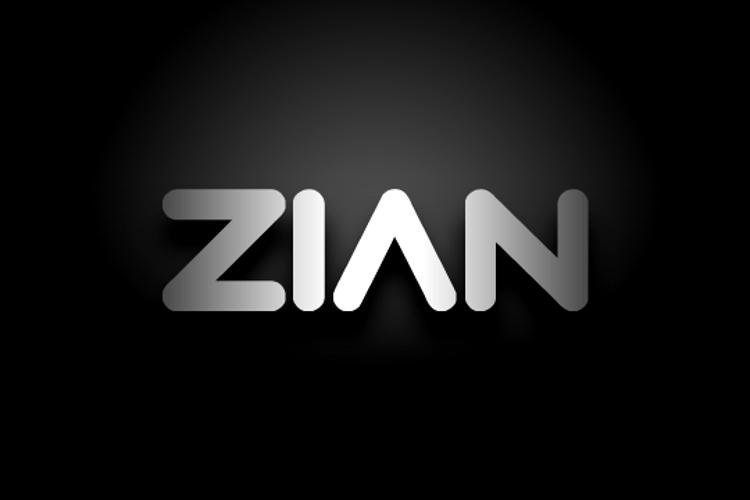Zian Font