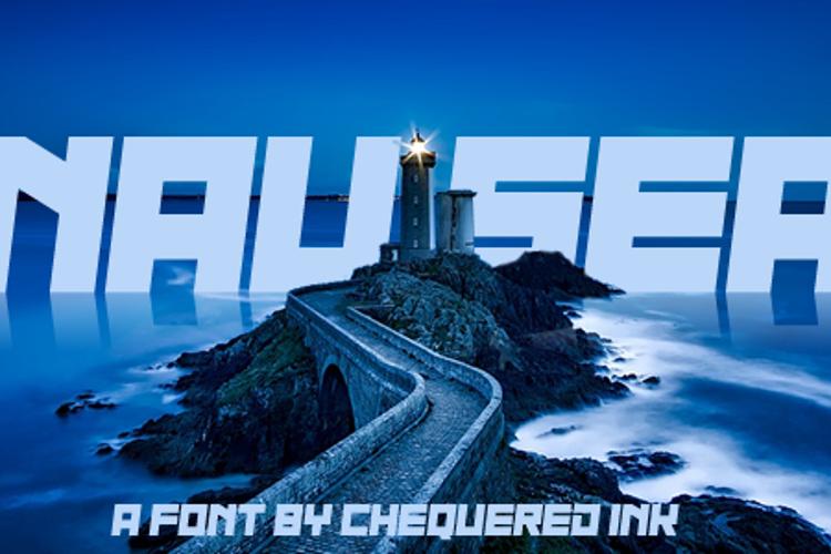 Nau Sea Font