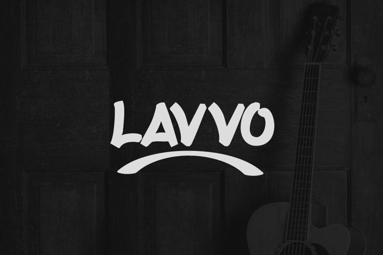Lavvo Font