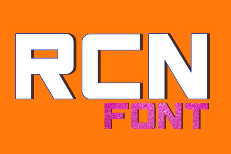 RCN Font