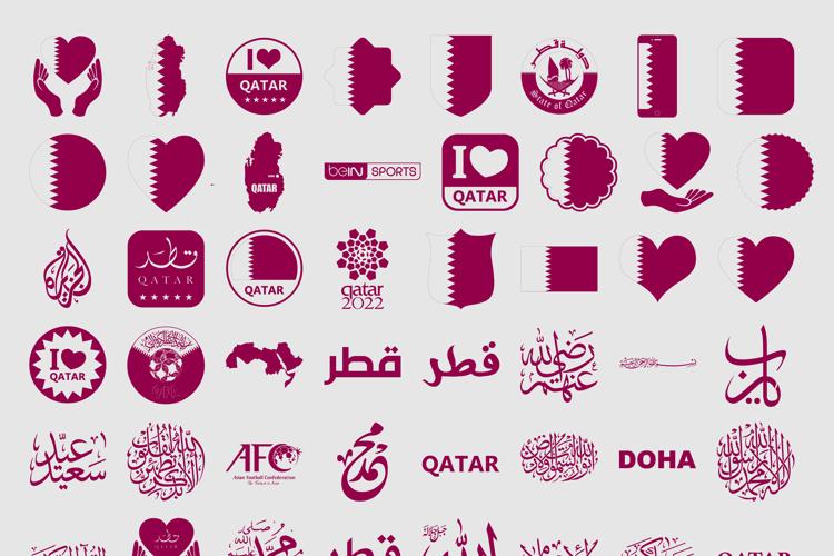 Font Color Qatar