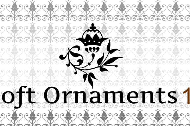 Soft Ornaments Sixteen Font