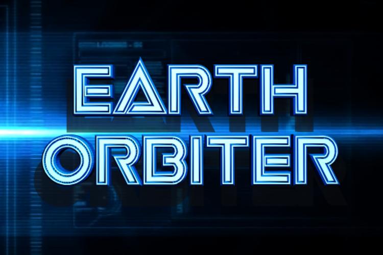 Earth Orbiter Font