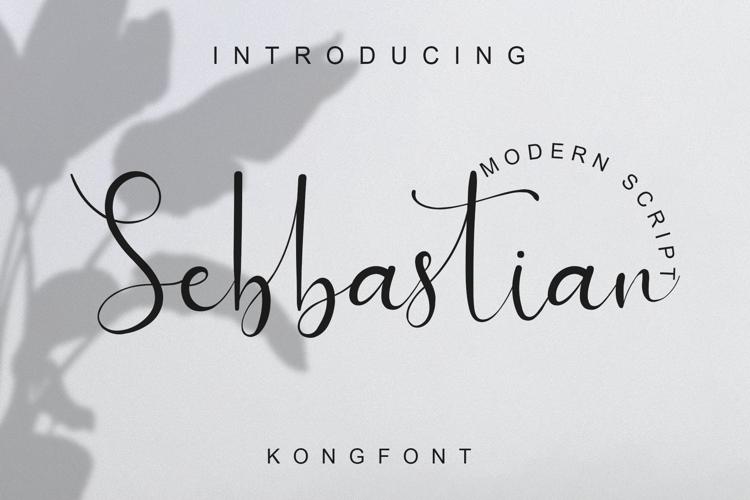 Sebbastian Font