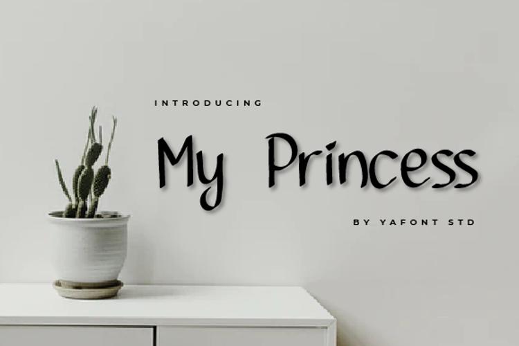 My Princess Font