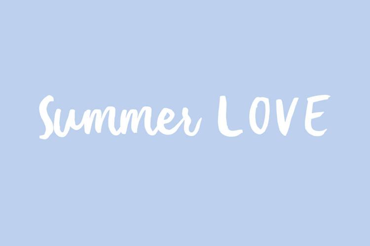 Summer Love Font