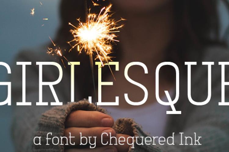 Girlesque Font