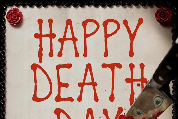Happy Death Day Font