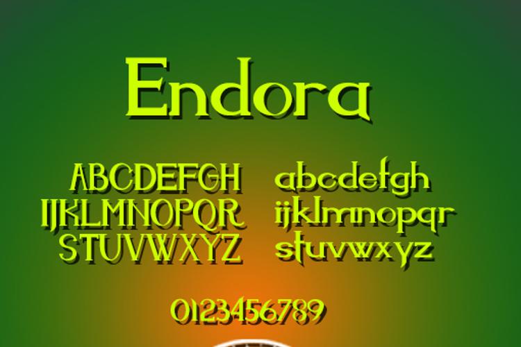Endora Font