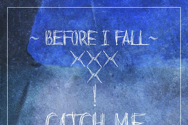 Before I Fall Demo Font