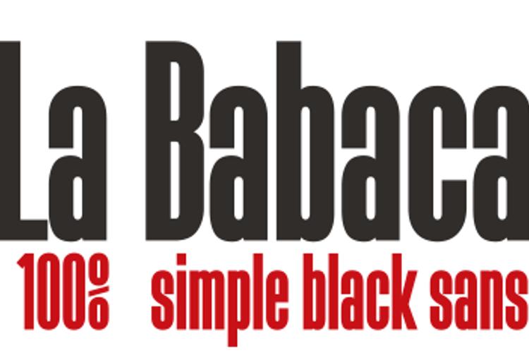 La Babaca Font