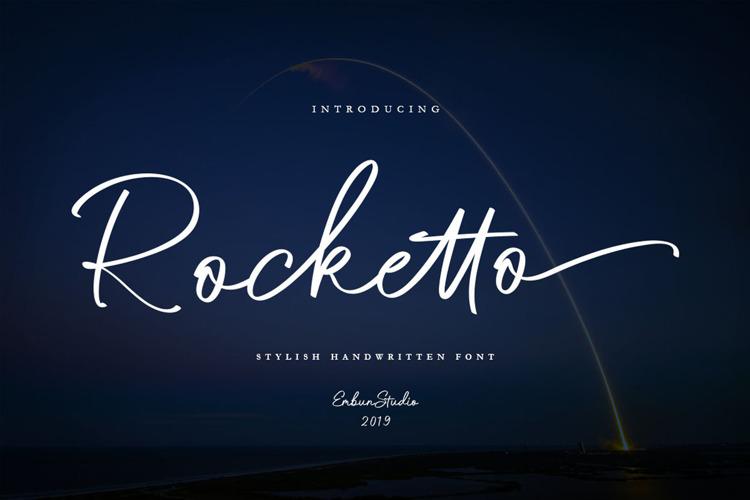 Rocketto Font