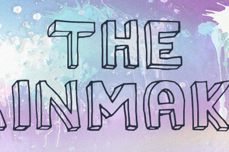 The Rainmaker Font