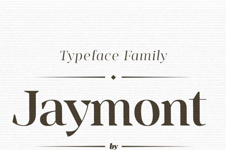 Jaymont Font
