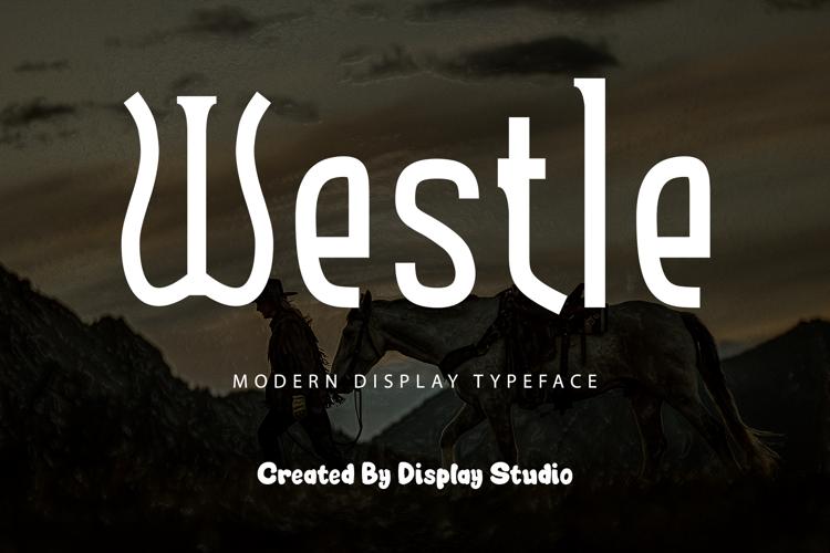 Westle Font