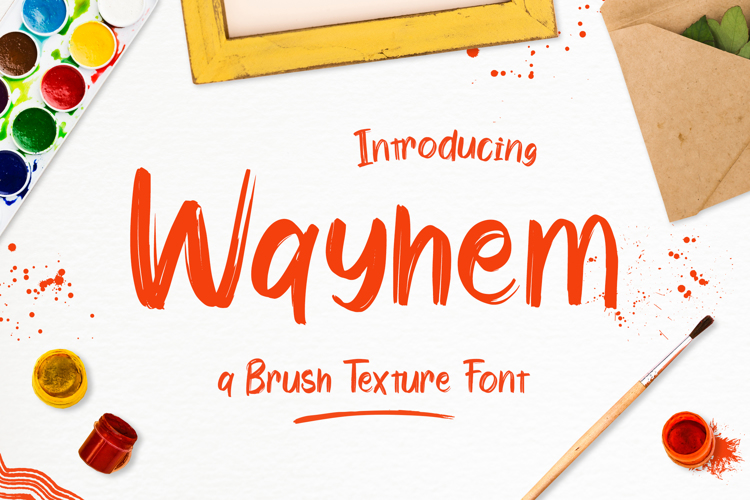 Wayhem Font