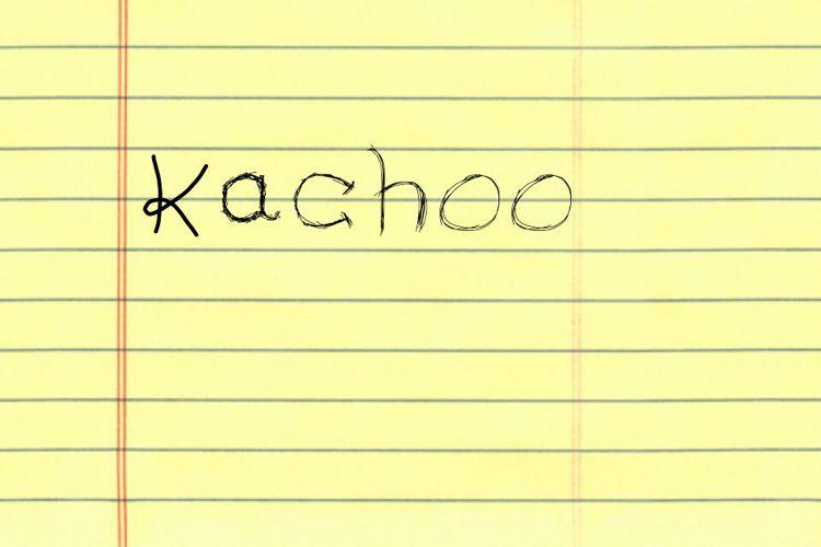 Kachoo Font