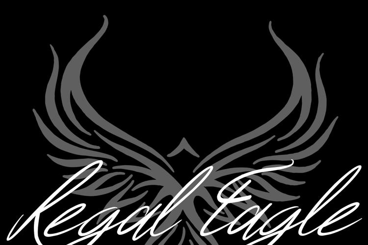 Regal Eagle Font