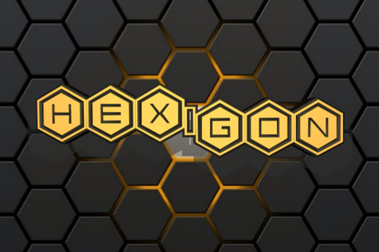 HEX:gon Font