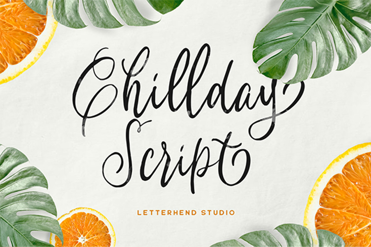 Chillday Font