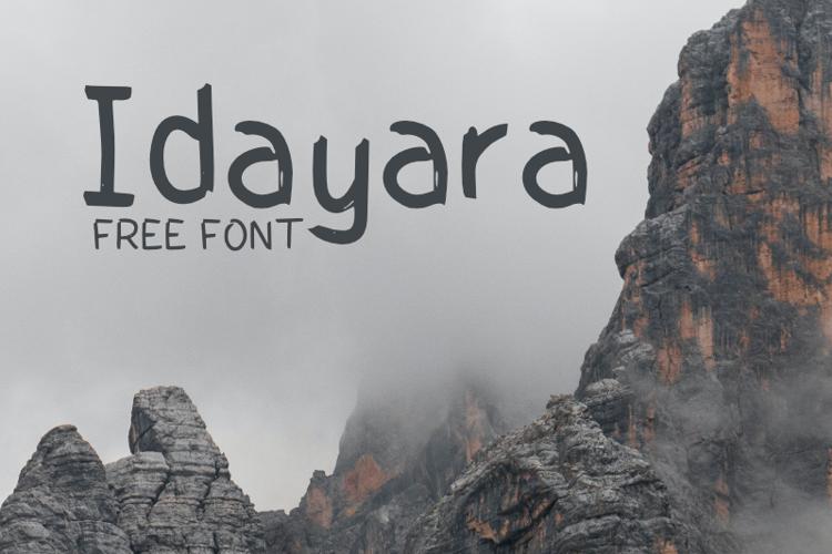 Idayara Font
