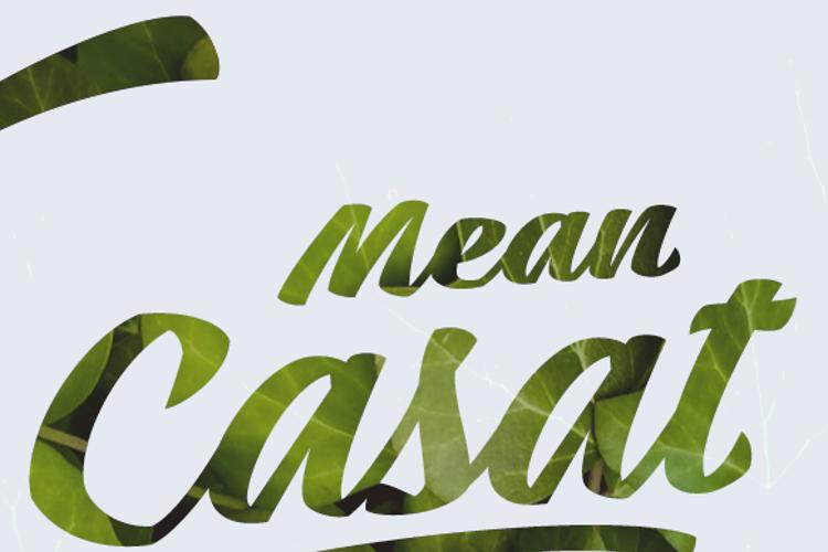 Mean Casat Font