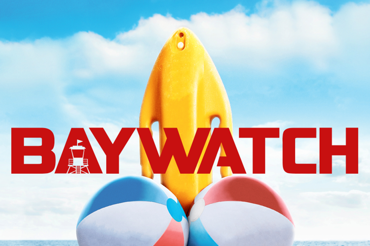 Baywatch Font