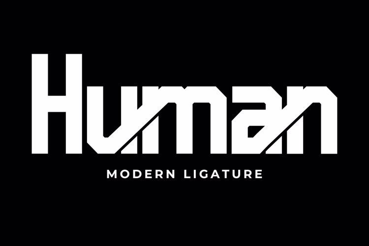 prohuman Font