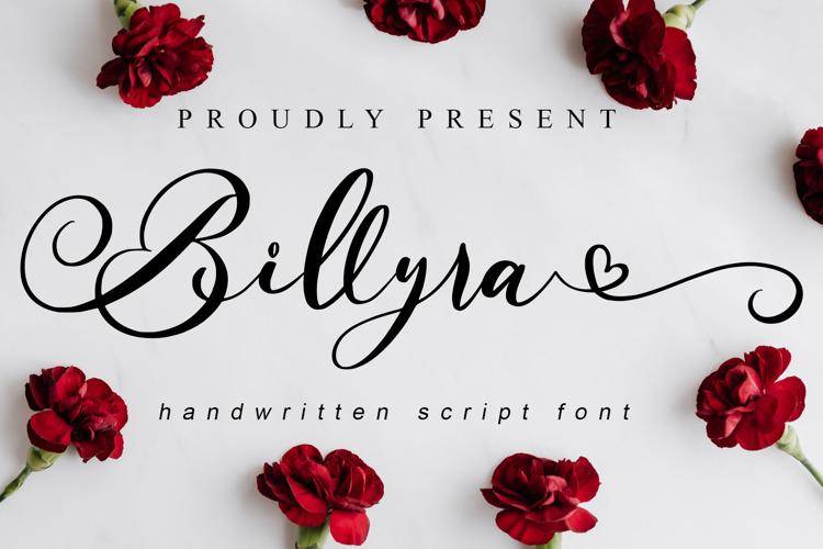 Billyra Font