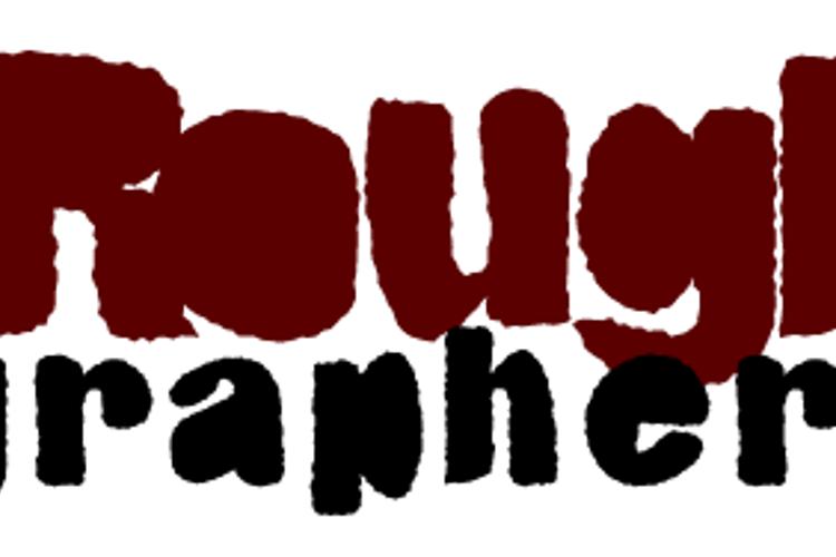 RoughCut Font