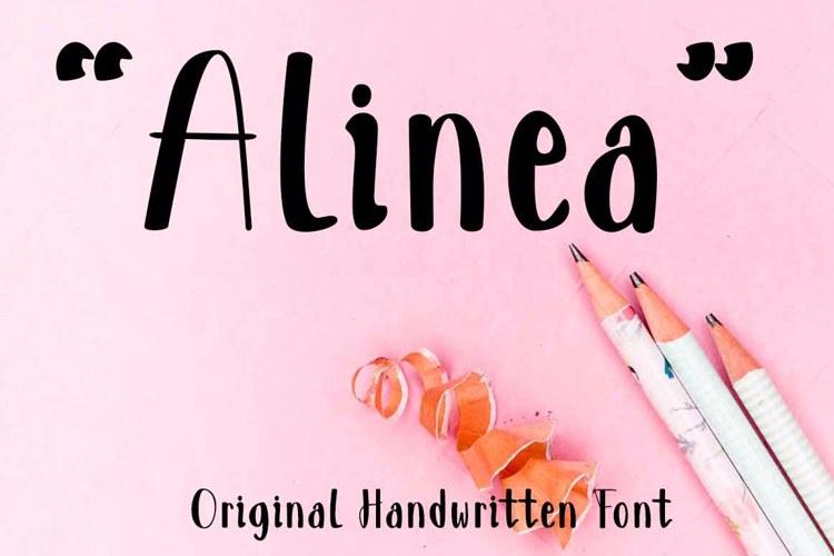 Alinea Font