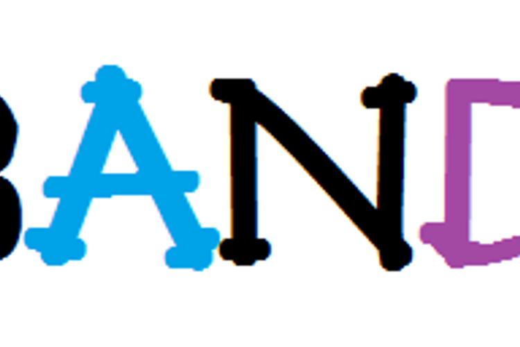 The Bandage Font