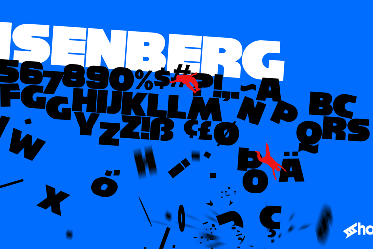 Reisenberg Font