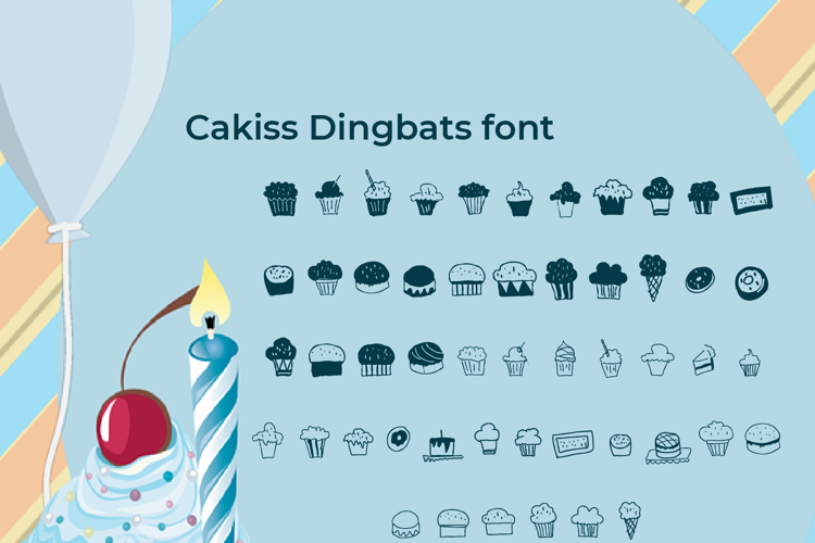 cakiss Font