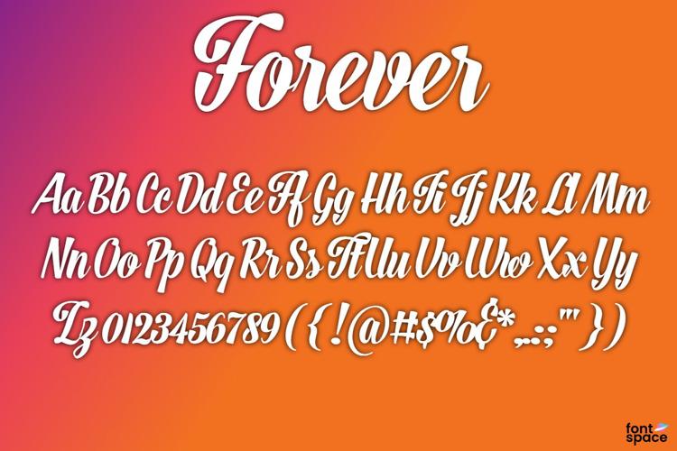 BB Forever Font