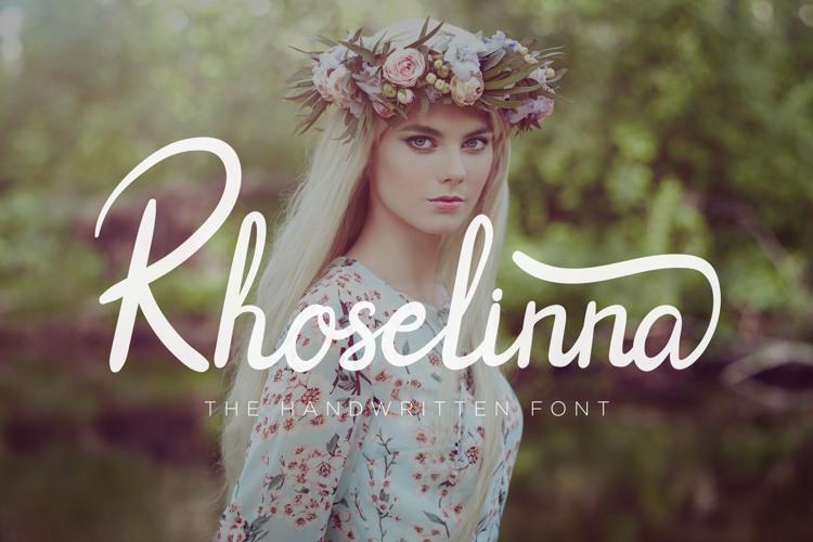 Rhoselinna Font