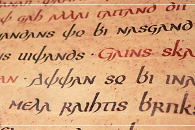 Pfeffer Mediæval Gothic Font
