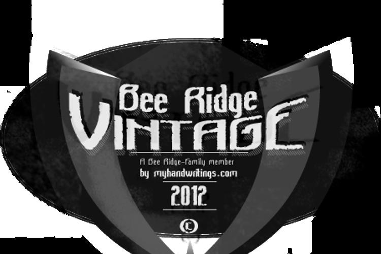 Bee Ridge Vintage Font