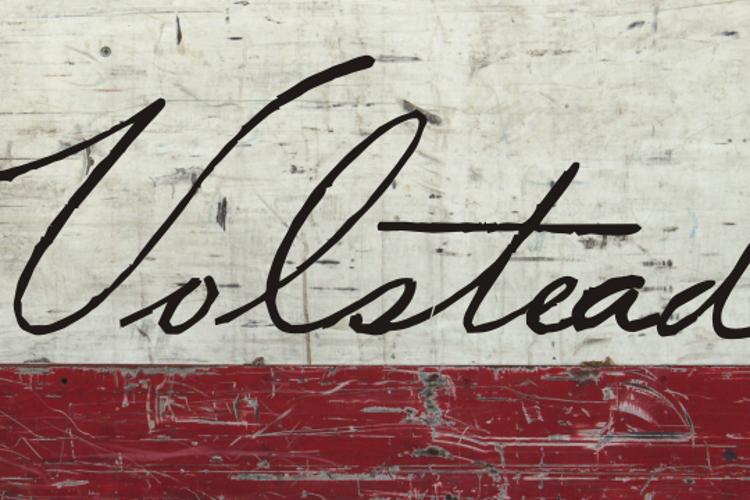 Volstead Font