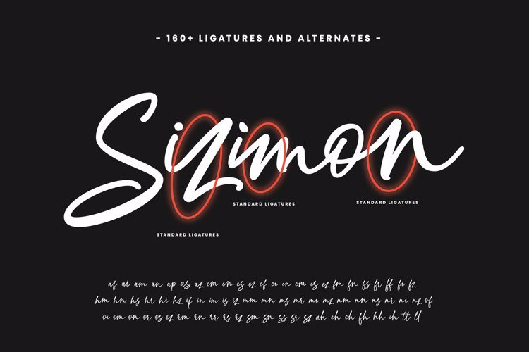 Sonlight Script Font