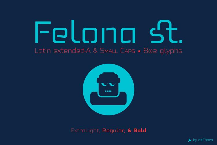 Felona st. Font