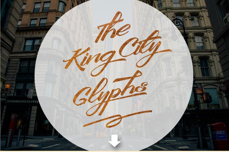 King City Font
