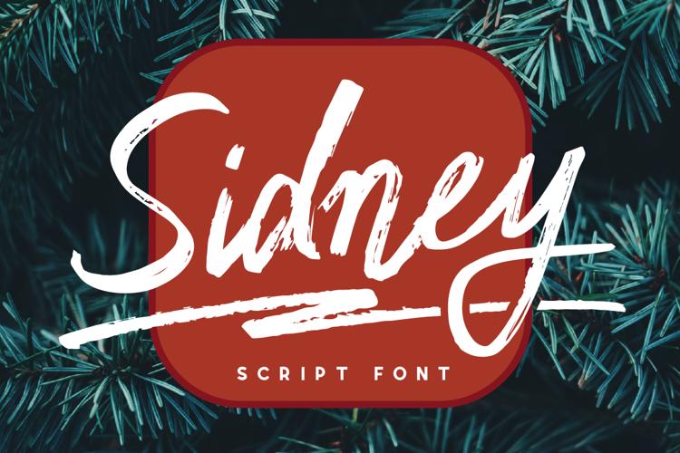 Sidney Font