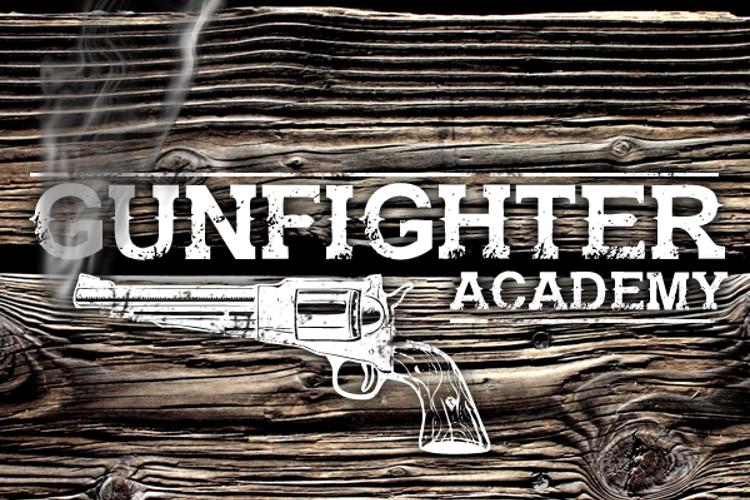Gunfighter Academy Font