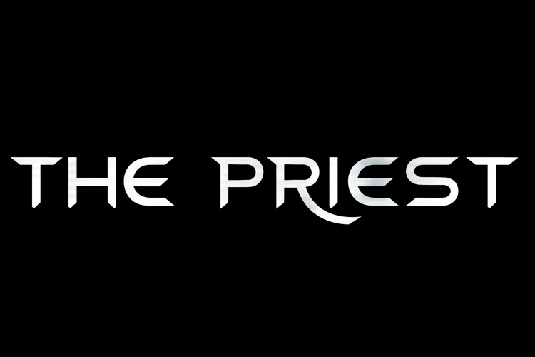 The Priest Font