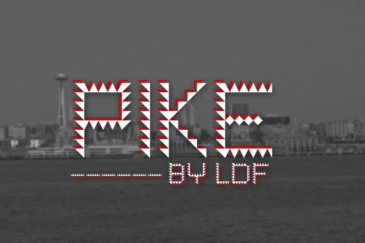 Pike Font