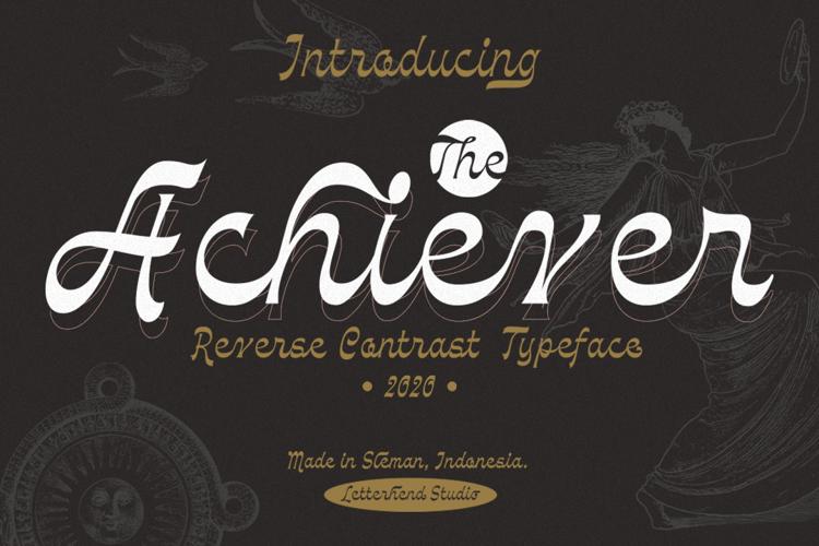 Achiever Font