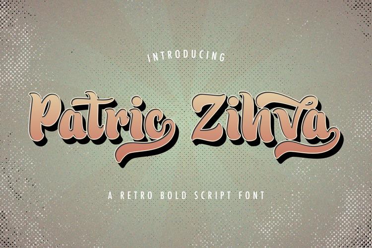Patric Zihva Font
