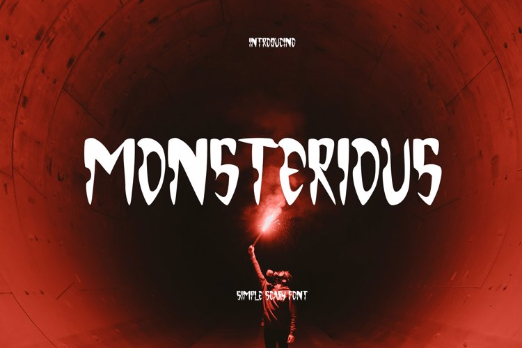 Monsterious Font